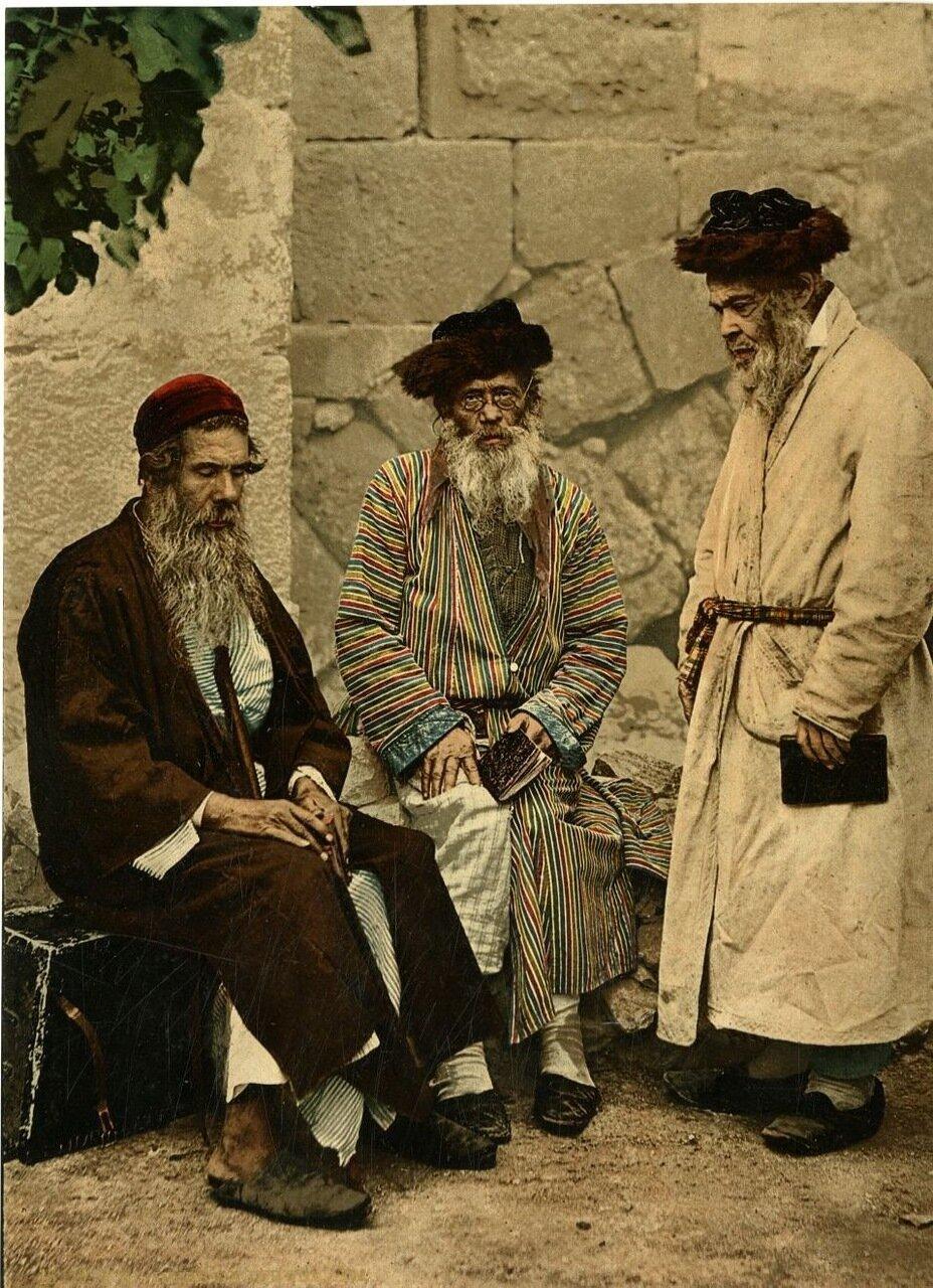 Иерусалимские евреи