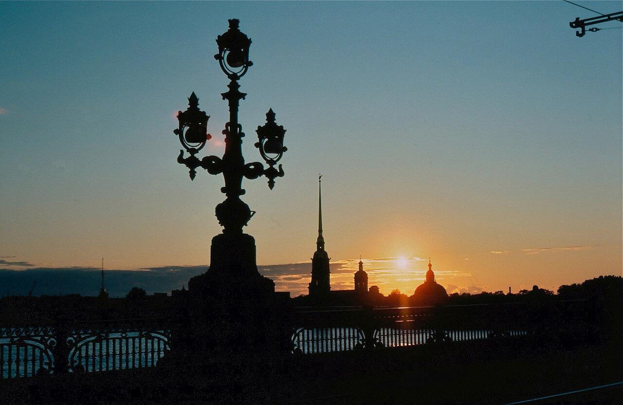 22. Петропавловская крепость