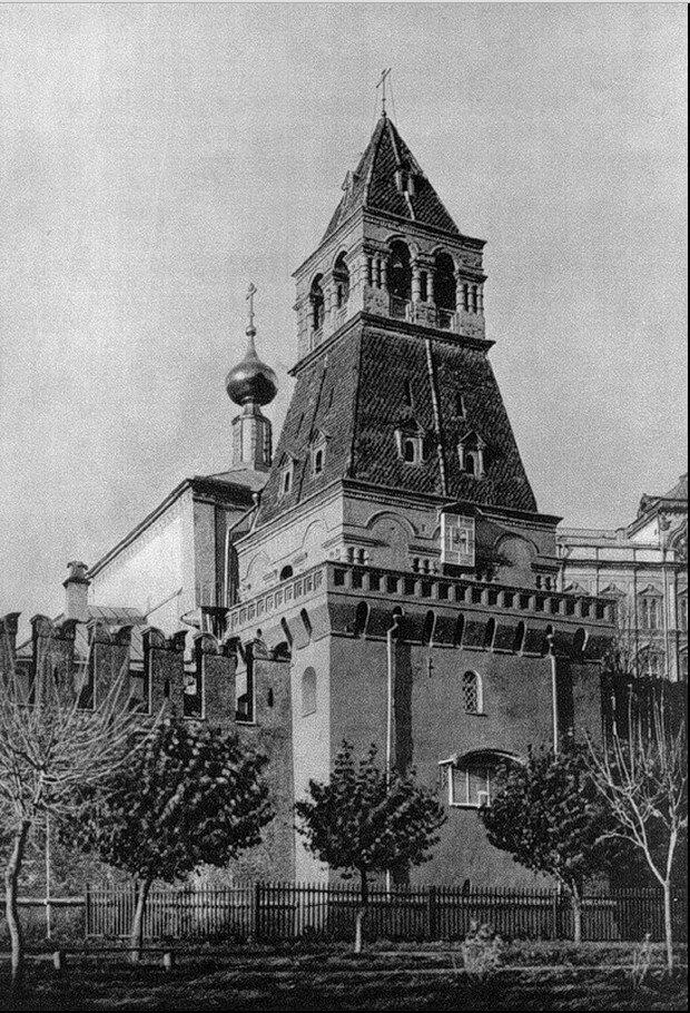 548. Благовещенская башня