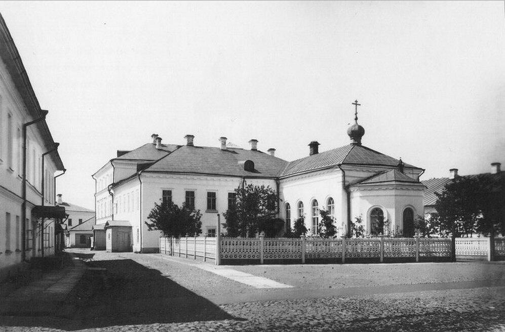 Казанский монастырь, покои настоятельницы