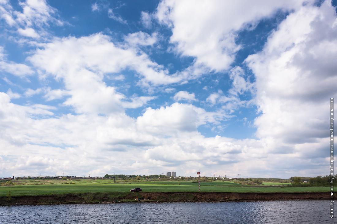 круиз по Москва-реке теплоход Сергей Образцов