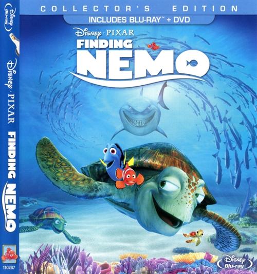 В поисках Немо / Finding Nemo (2003/BDRip/HDRip)