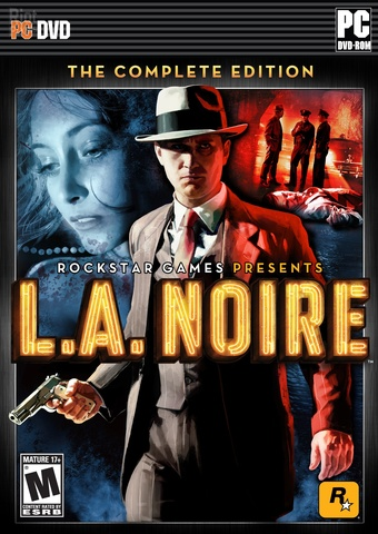 L.A. Noire: The Complete Edition (2011/RUS/ENG/MULTI6/Repack by FitGirl)