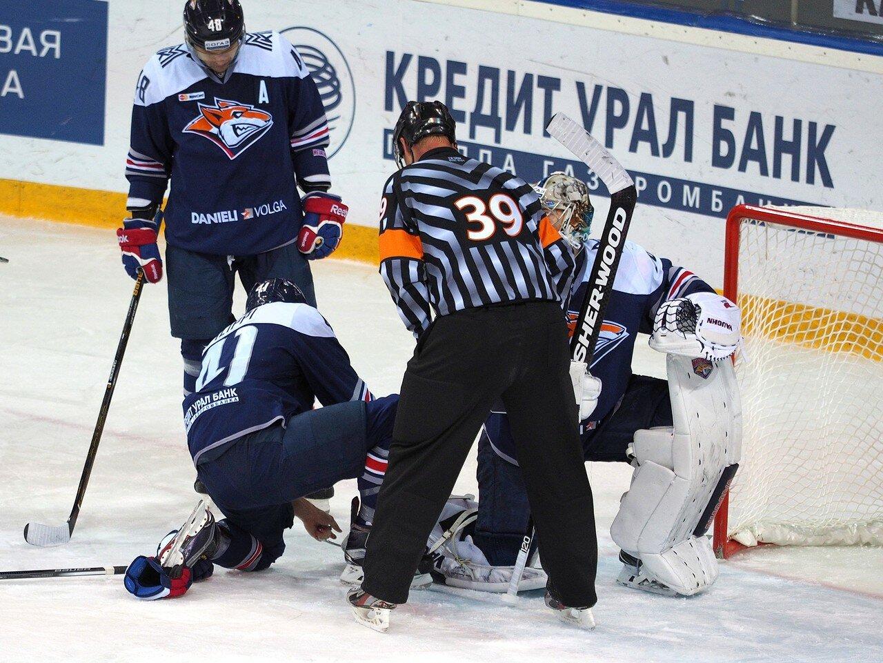 85Металлург - Металлург Новокузнецк 26.10.2016