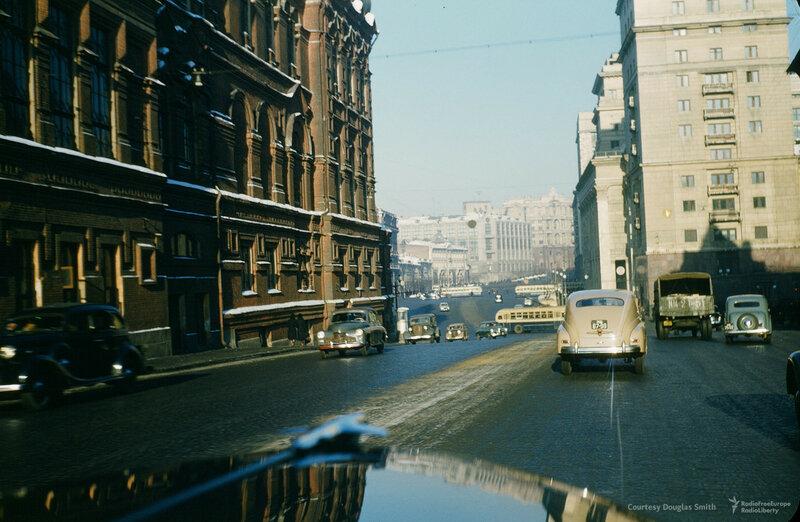 Исторический проезд в Москве, Martin Manhoff.jpg