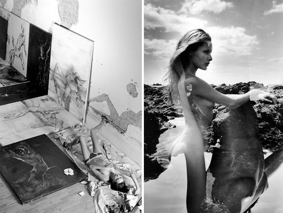 Откровенные автопортреты Ри Расмуссен