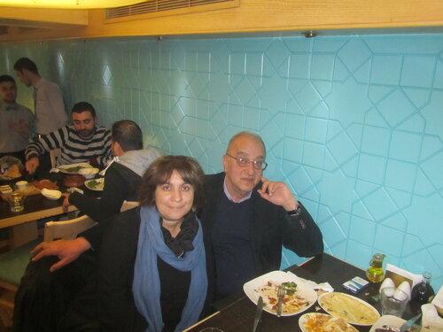 февраль 2017 Аммар Багдаш я рестoран Маза.JPG
