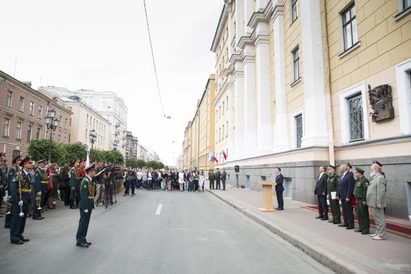 20160616-Памятную доску Карлу Маннергейму открыли в Санкт-Петербурге-pic6