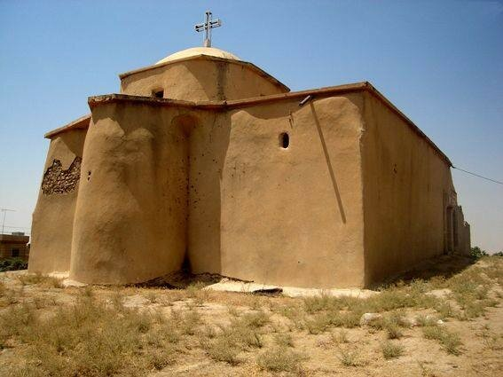 Церковь Март Шмуни.