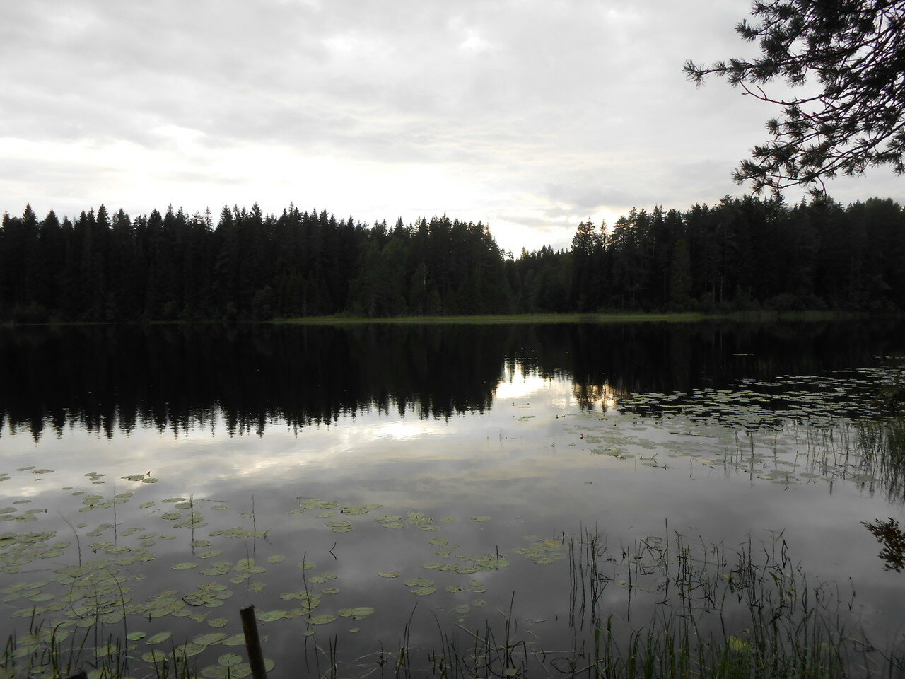 Озеро Боровенец