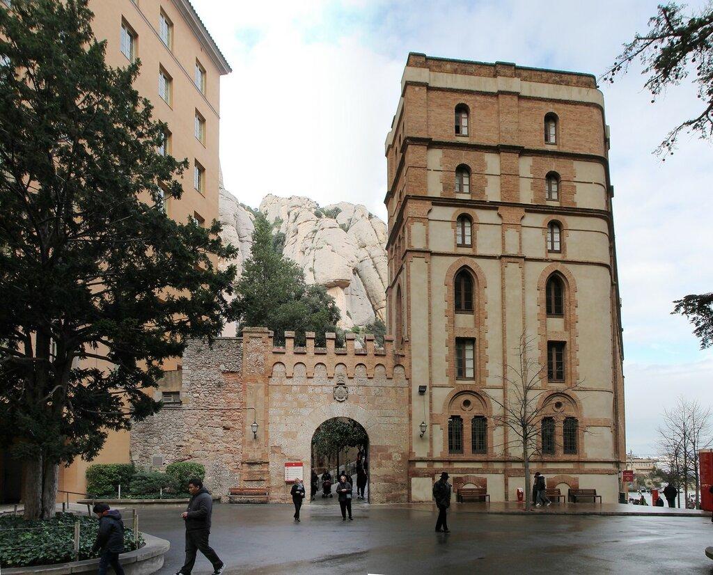 Monasterio de Montserrat
