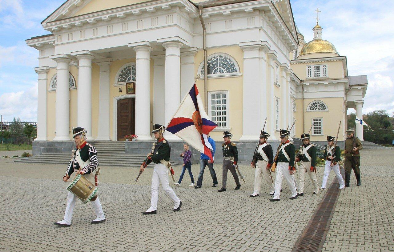 Невьянск. День города