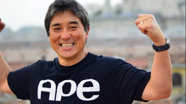Гай Кавасаки - тот самый человек, который сумел привить потребителям совершенно бескорыстную любовь