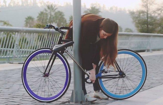 2. Vanhawks Valour – велосипед с управлением через телефон