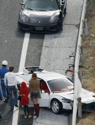 Эпическая авария