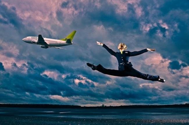 Костюмы стюардесс разных стран мира