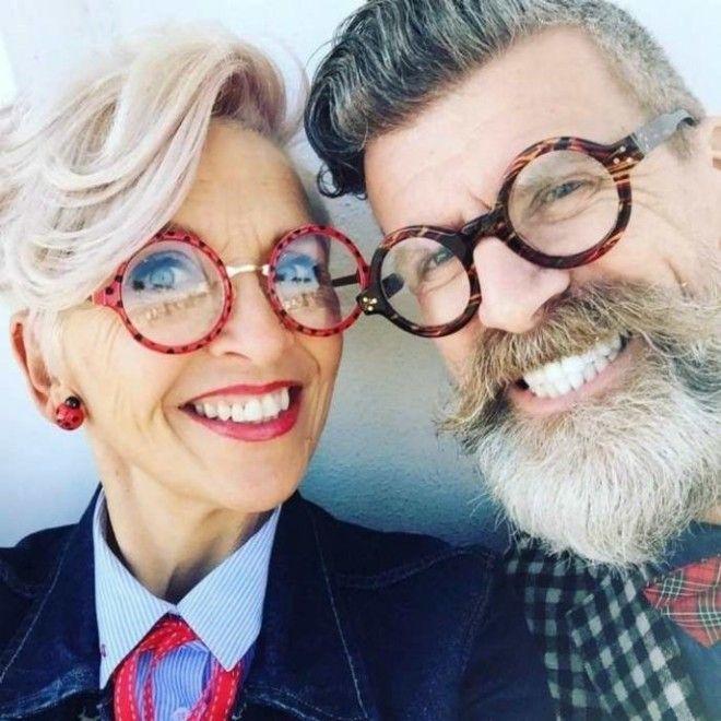 Эта пара доказала, что возраст это просто цифра в паспорте