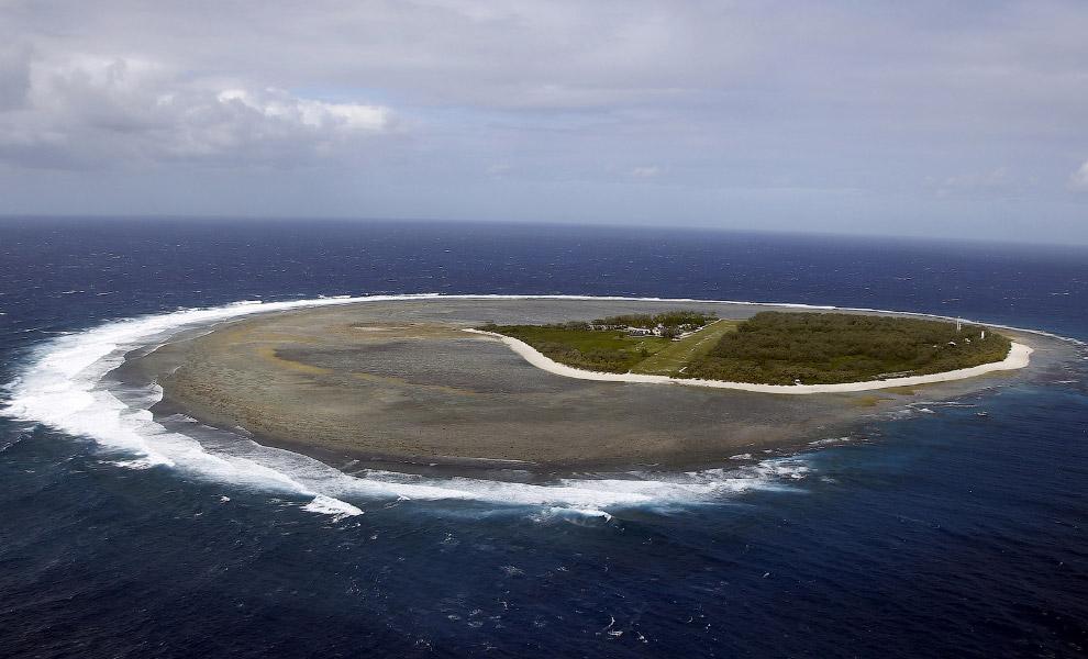 Большую часть своей геологической истории Австралия была слишком холодной, чтобы в её прибрежны