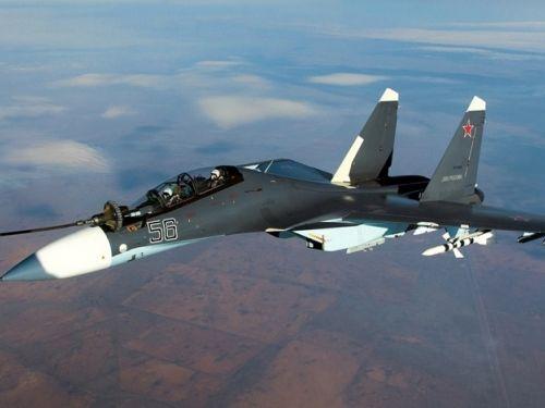 Морская авиация Черноморского флота пополнилась новым Су-30СМ
