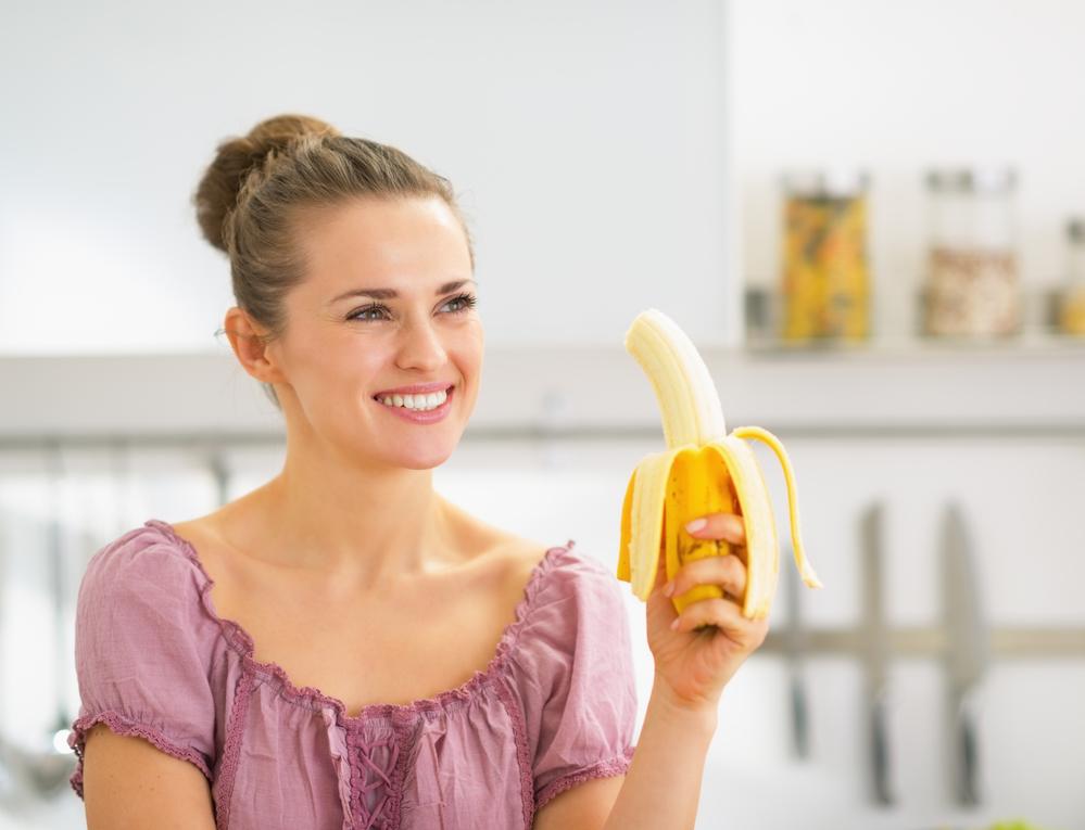 Бананы помогают влечении ВИЧ игриппа