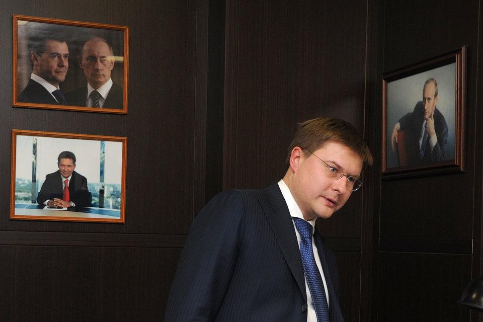Сын Сергея Иванова может возглавить компанию АЛРОСА