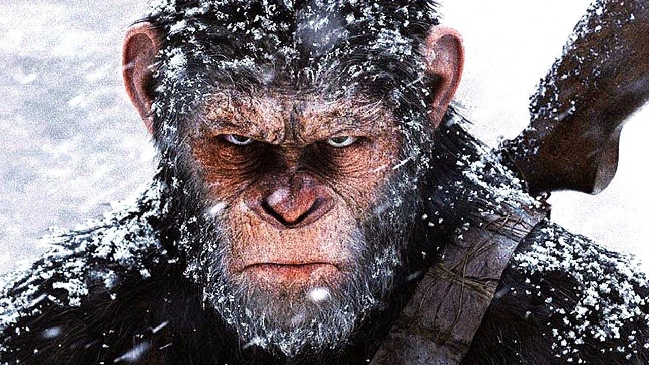 Винтернете опубликован трейлер фильма «Планета обезьян: Война»