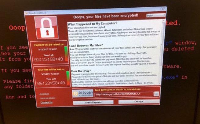 Вред отмеждународной вирусной атаки WannaCry превысил $1 млрд— специалисты