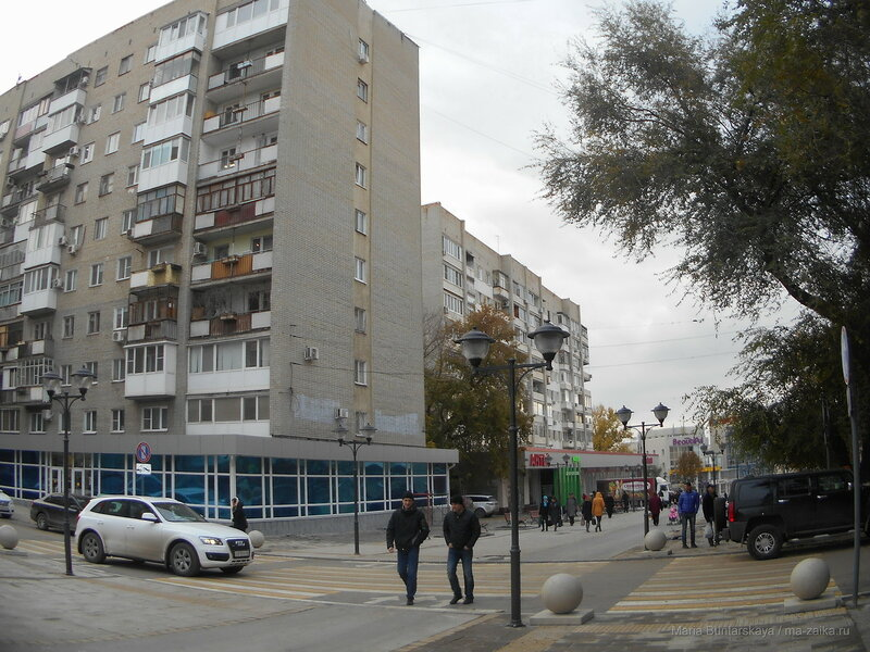 Волжская, Саратов, 01 ноября 2016 года