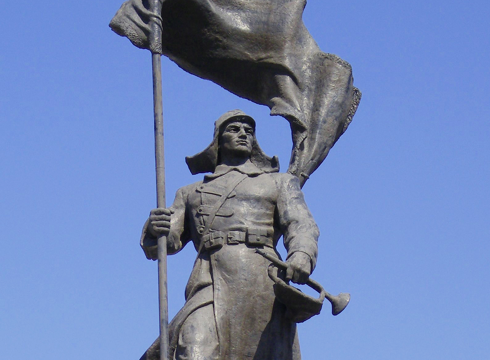 «Памятник примирения» — или гвоздь в гроб примирению
