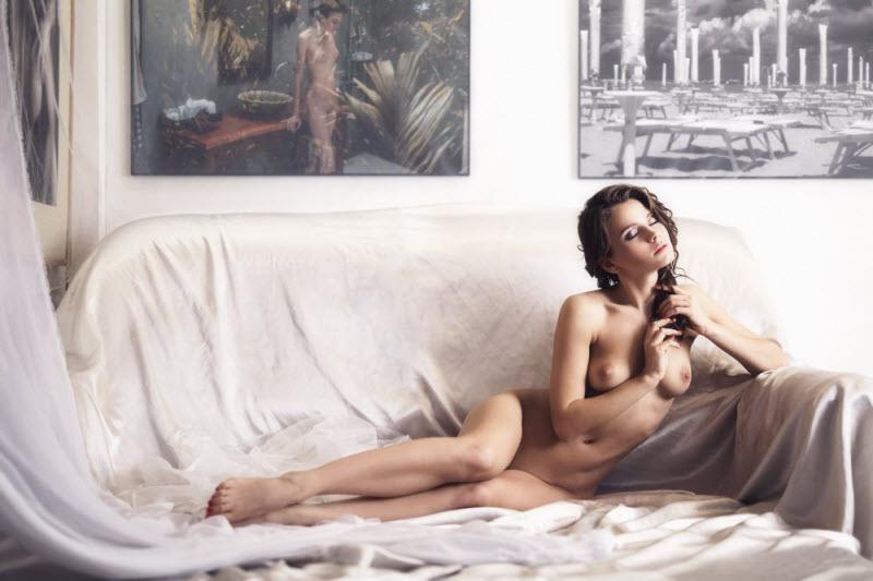 Эротика от Владимира Тихорского