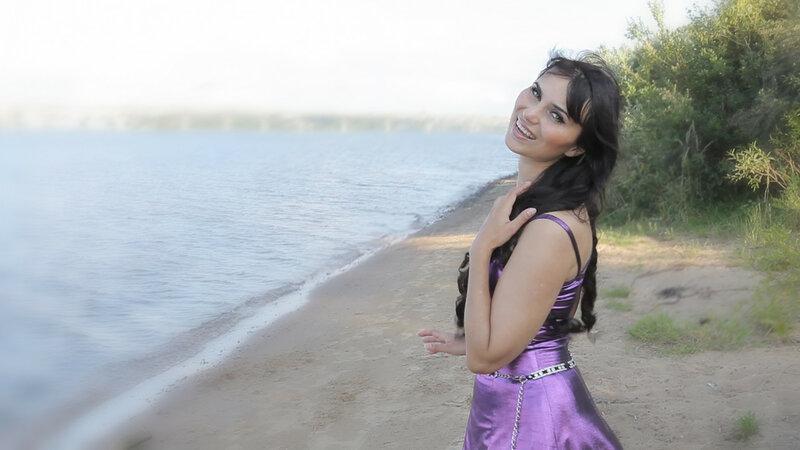 Олия певица (фото со съемки нового клипа)