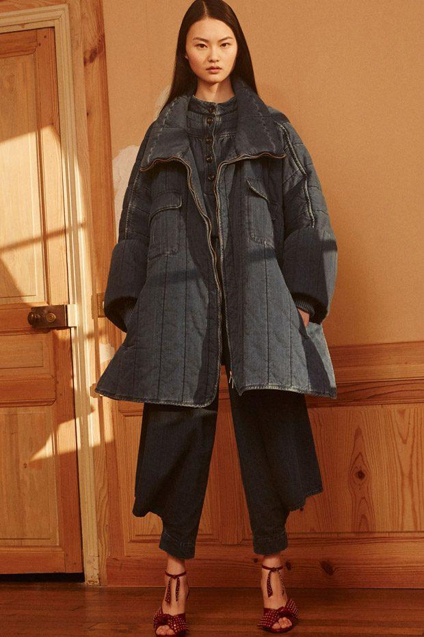 Chloe Pre-Fall 2017 Womenswear Collection