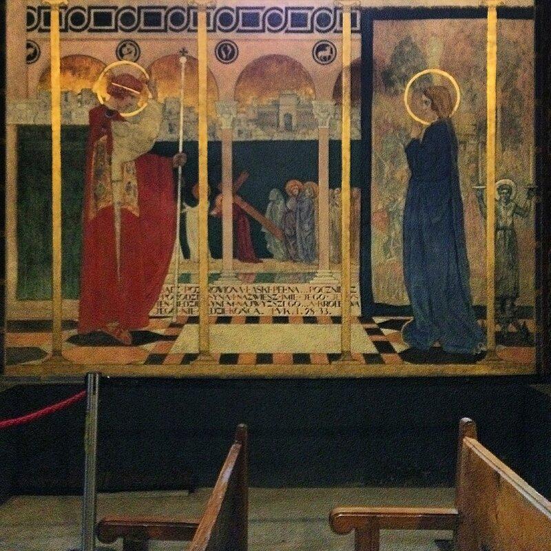 Армянский кафедральный модерн