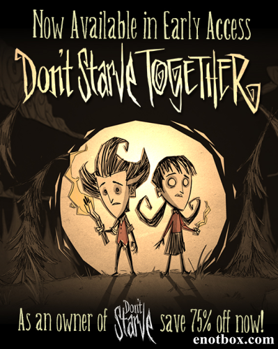 Don't Starve Together [Buld 206317] PC (2013) | RePack