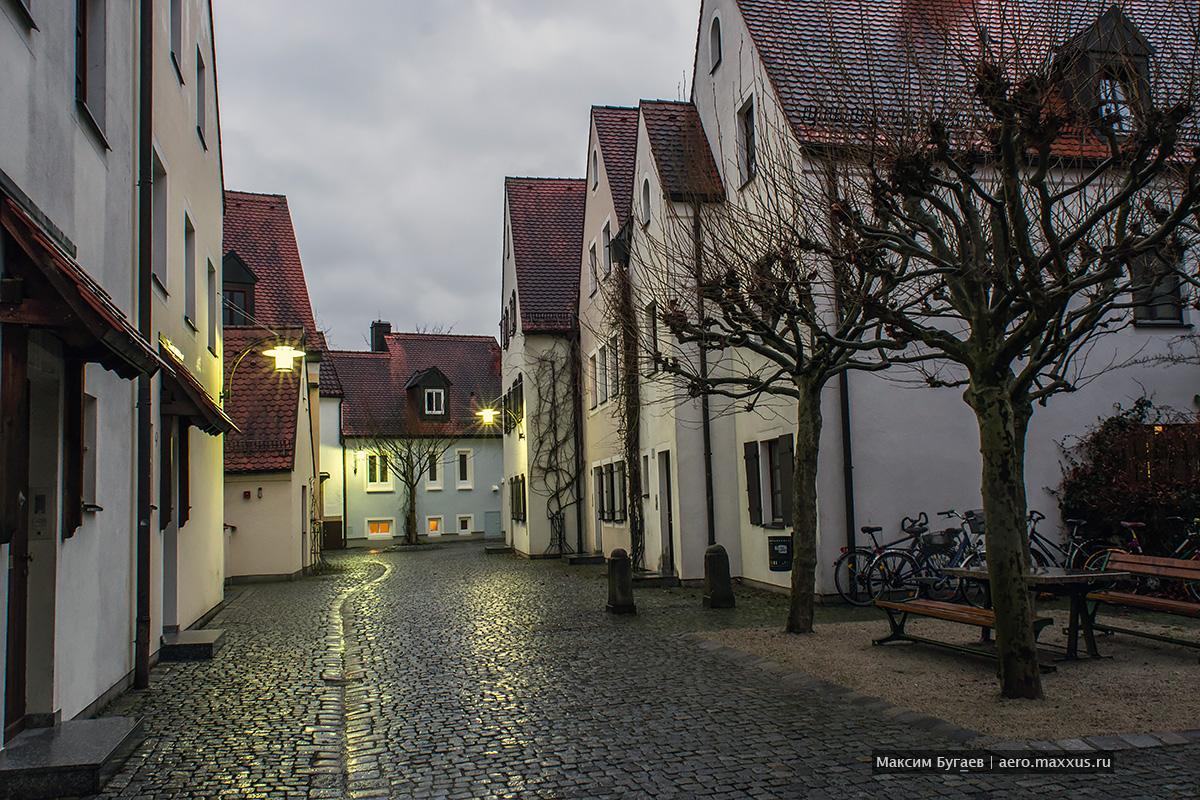 Вайден. Германия. Фото Максима Бугаева