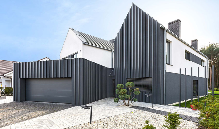 The Fence House by mode:lina