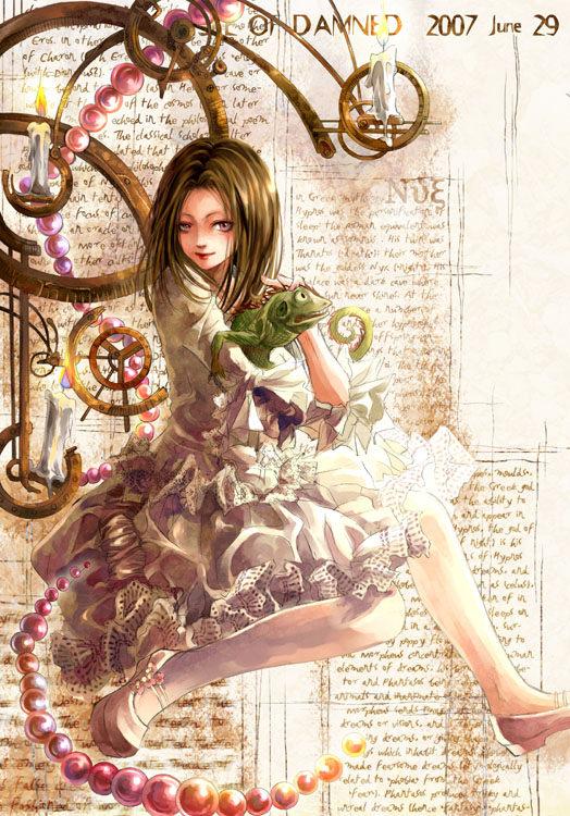 Brilliant Art by LanWu