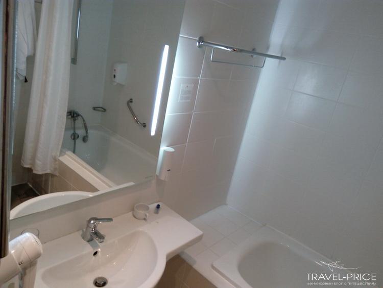 ванная Сочи парк отель