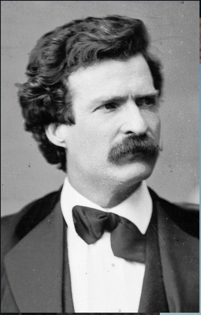 Марк Твен. Mark Twain, Brady-Handy photo_portrait, Feb 7, 1871, cropped.jpg