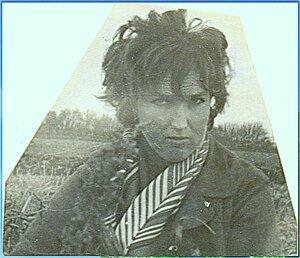 Татьяна Анатольевна, любимая классная руководительница незабвенного, выпускного 10 Б. 1972 год.jpg
