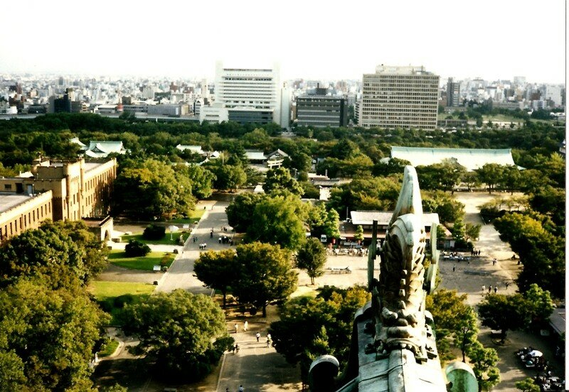 78 - Osaca castle 25.09.91 (4).jpg