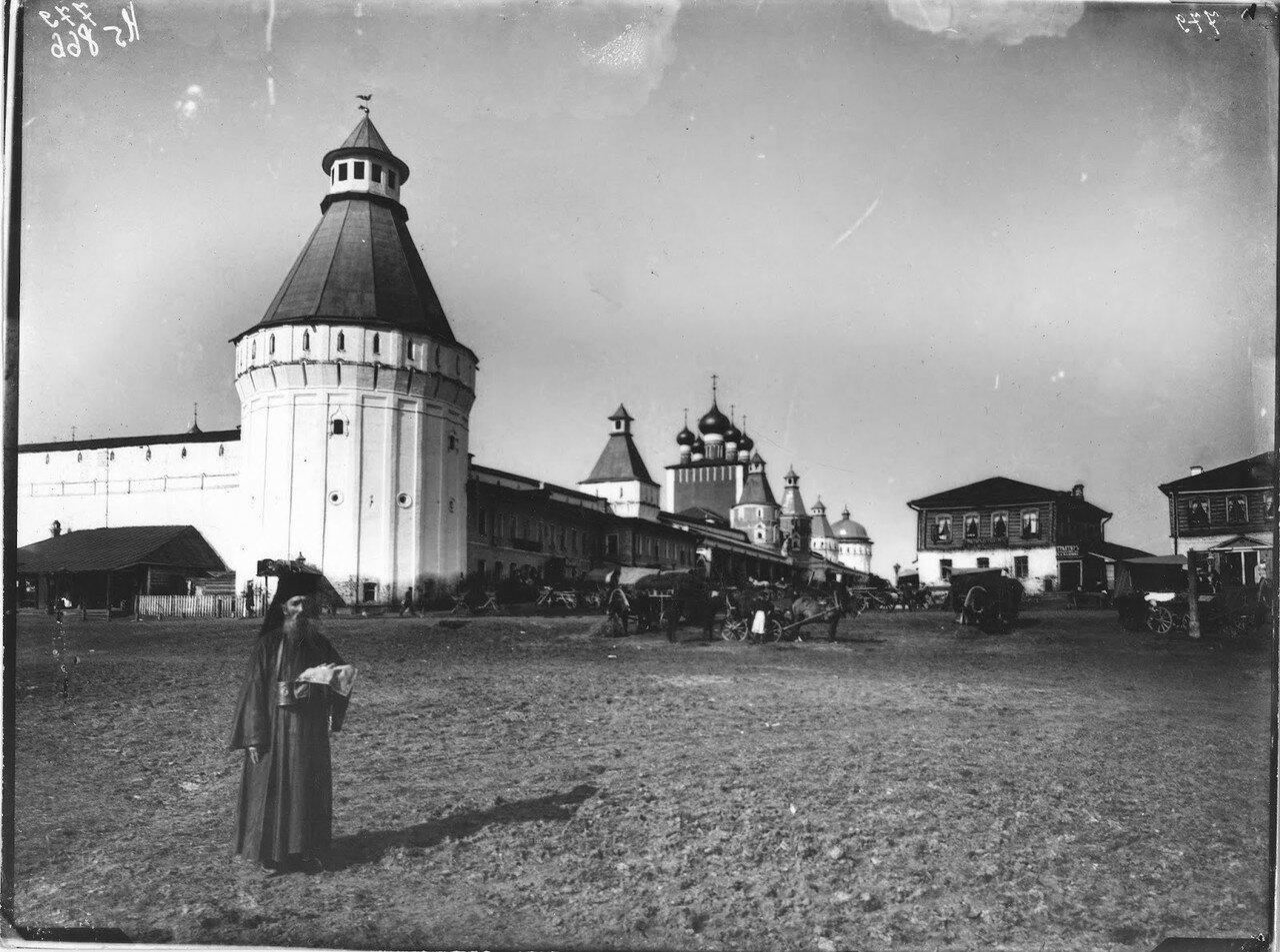 Борисоглебский на Устье монастырь