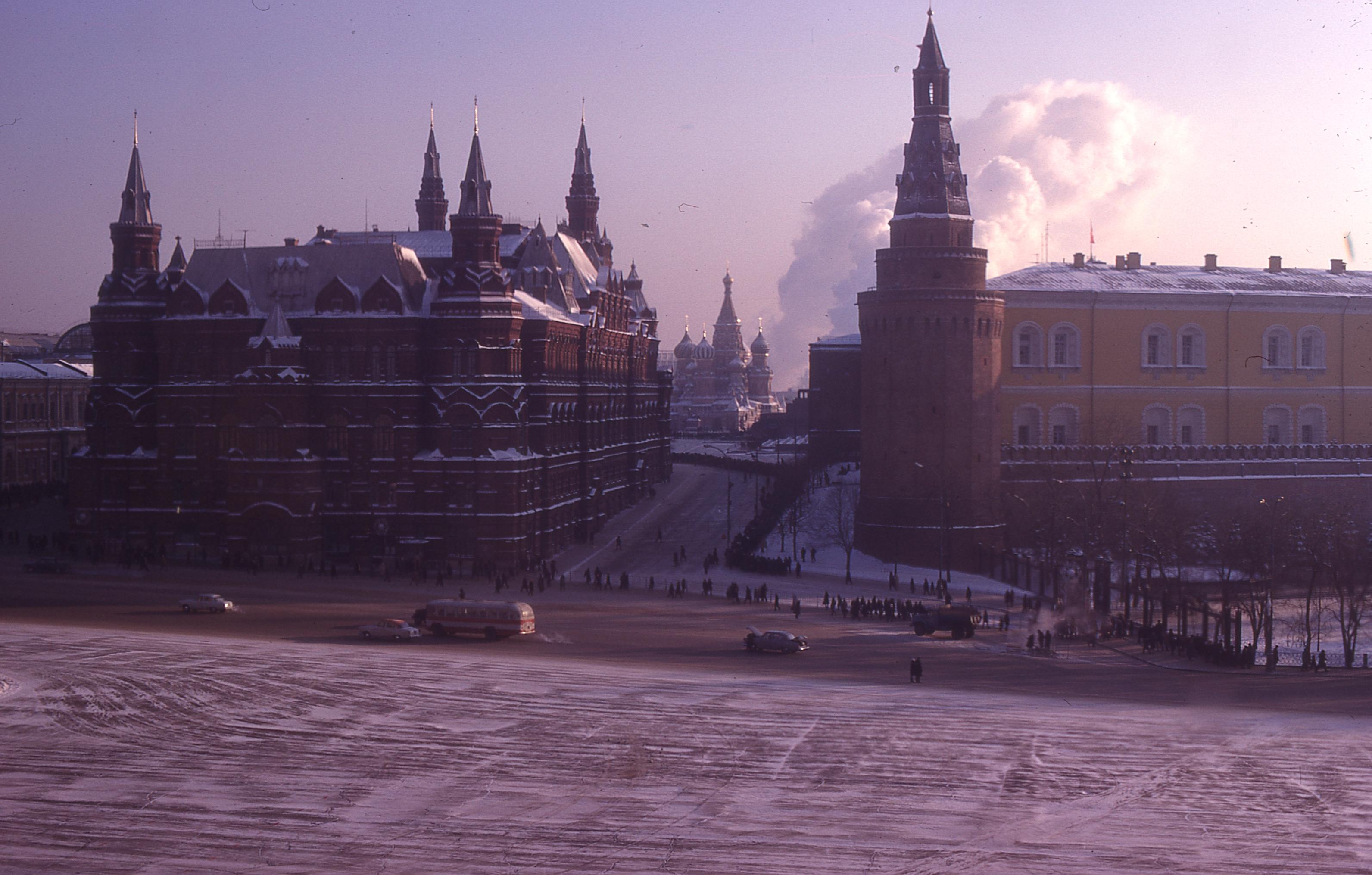 1970. Москва