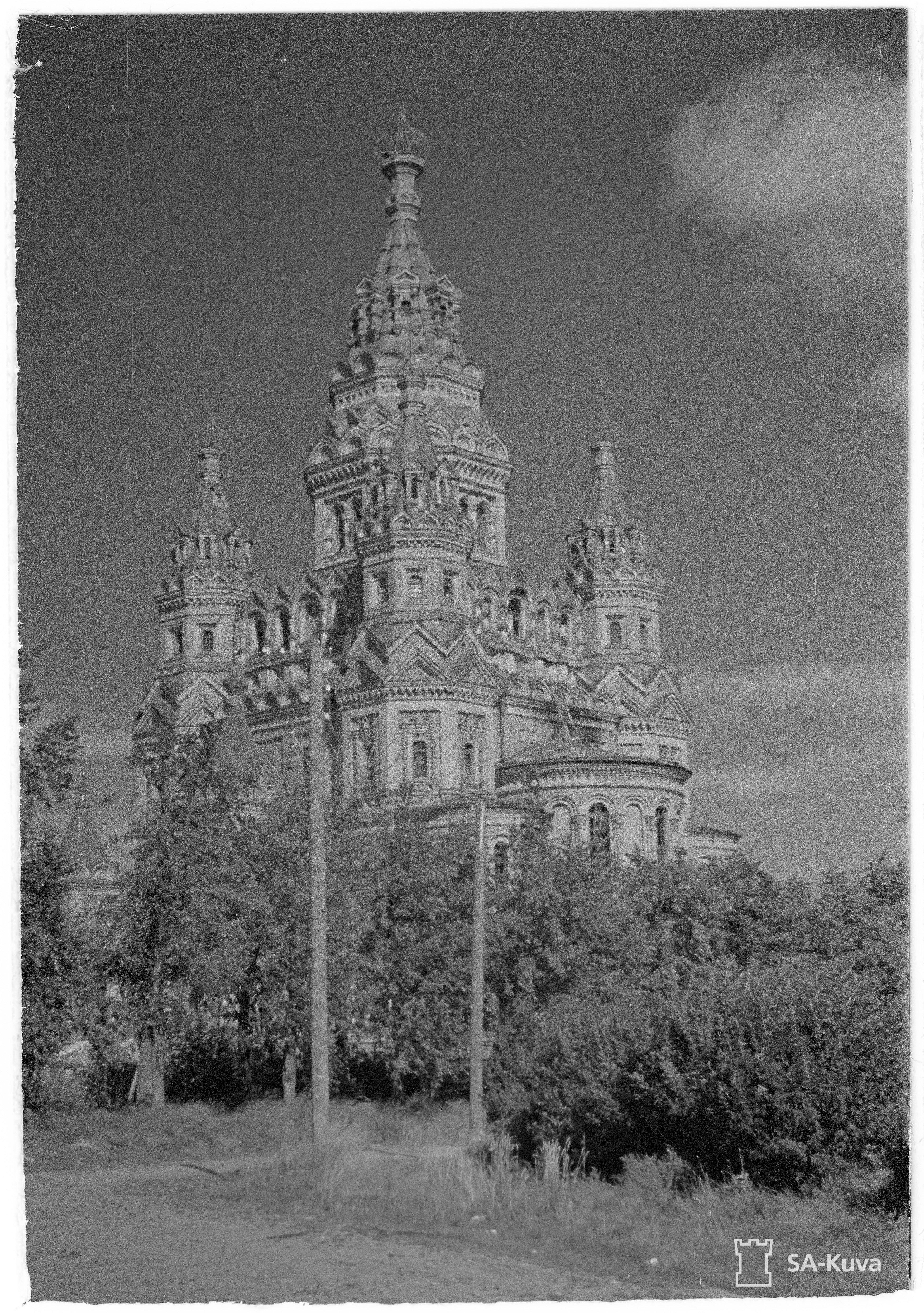 1943. Собор Петра и Павла
