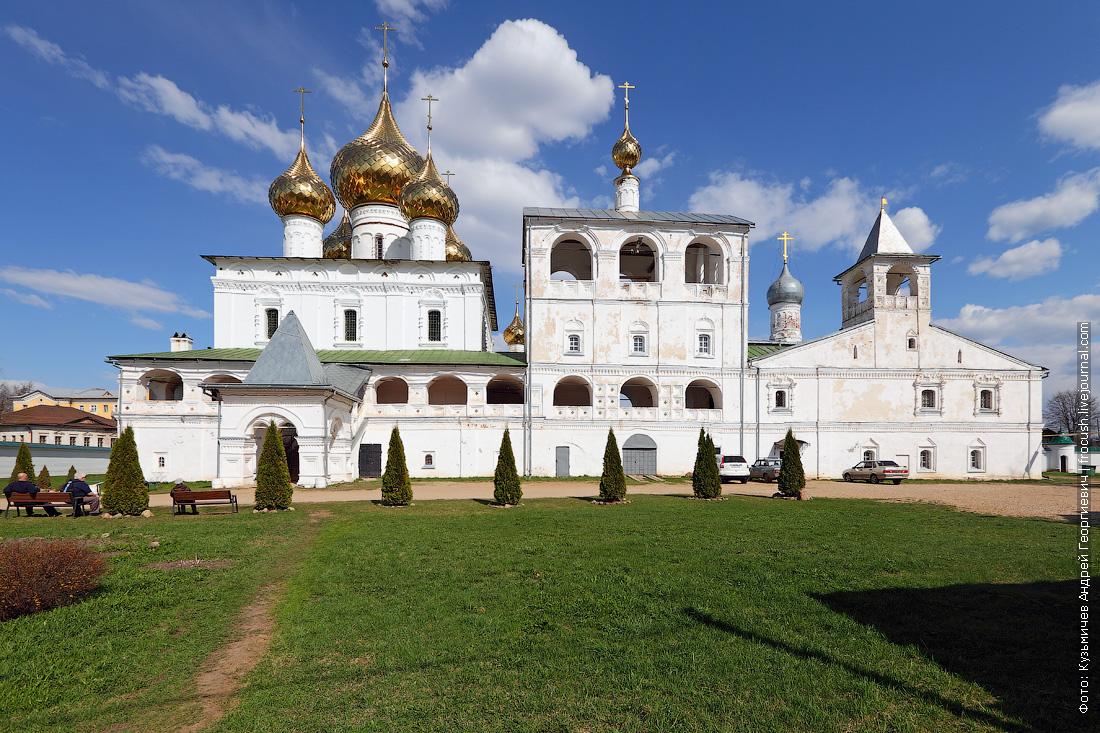 Углич Воскресенский монастырь