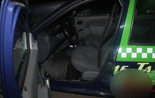Ночью в Бельцах грабители напали на таксиста