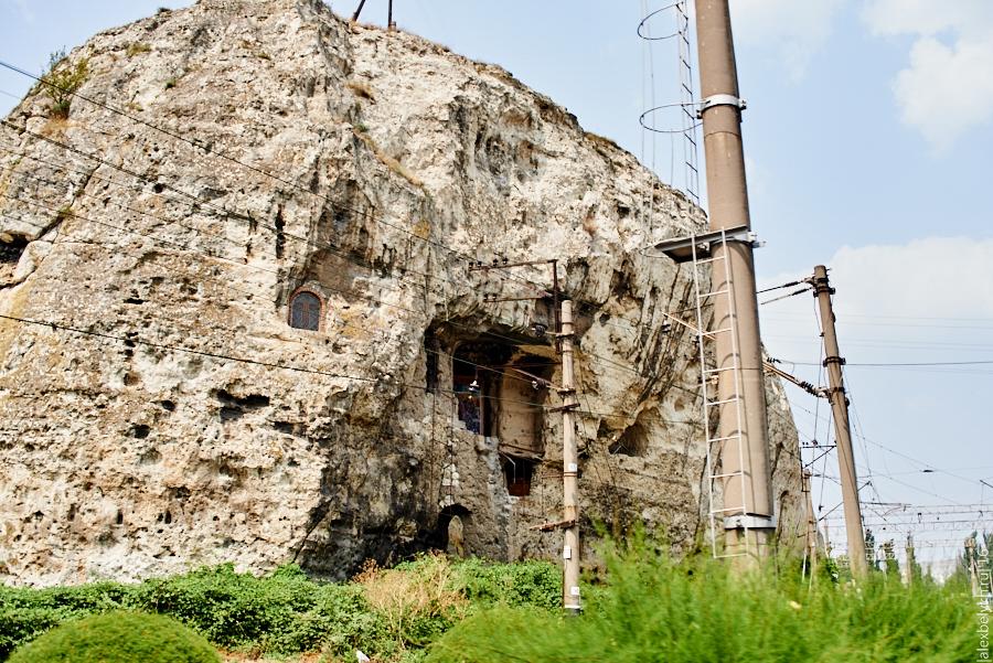 alexbelykh.ru, Пещерный монастырь Святой Софии