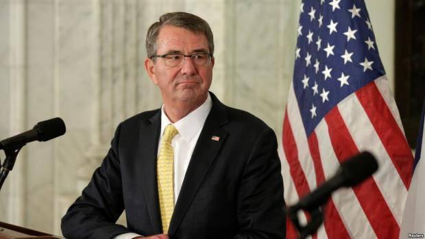 Министр обороны США сообщил о направлении в Сирию дополнительно 200 американских военнослужащих