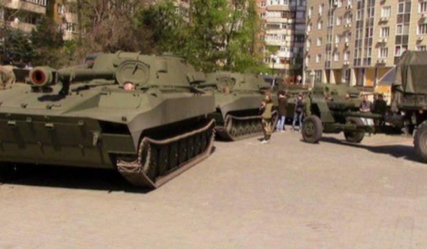"""Паника в """"ДНР"""": Террористы в очередной раз готовятся к наступлению ВСУ"""