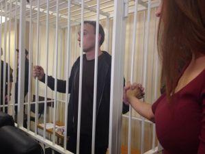 Судья Андрея Медведько взял самоотвод (фото)